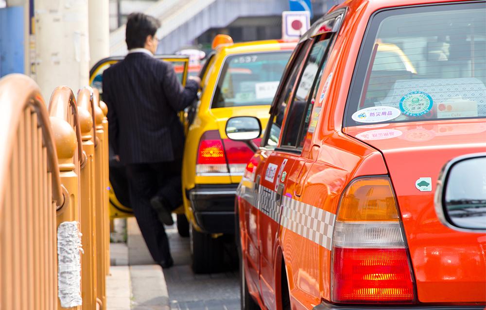 タクシーの乗客はここを見ている! 運賃を抑える2つのポイント