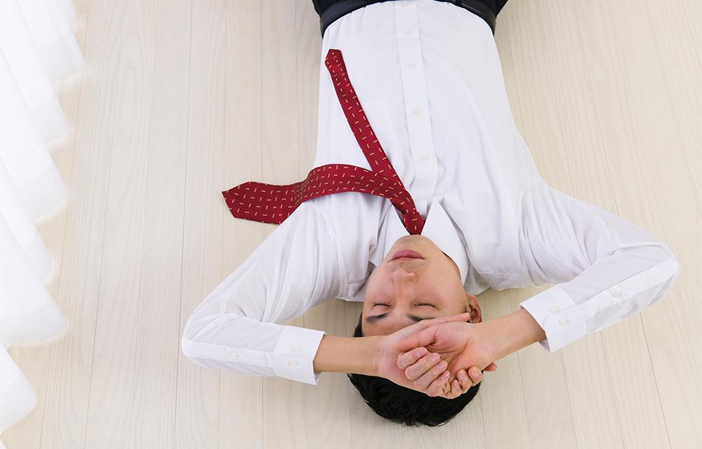 疲労とストレス対策! タクシードライバーのストレス解消法