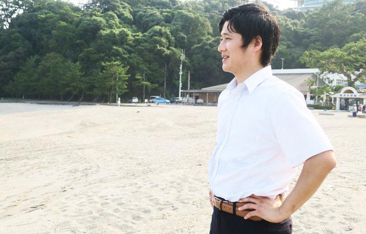 土電ハイヤー中谷社長25歳