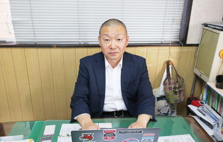 鴨部ハイヤー本多社長