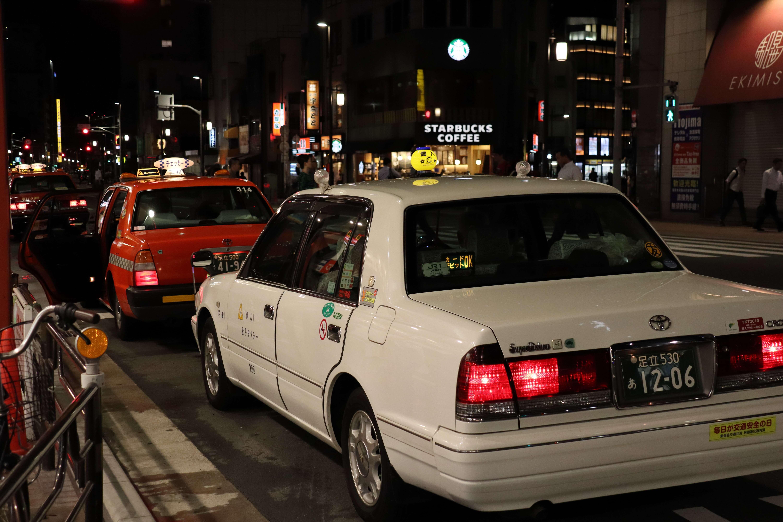 乗り逃げ タクシー